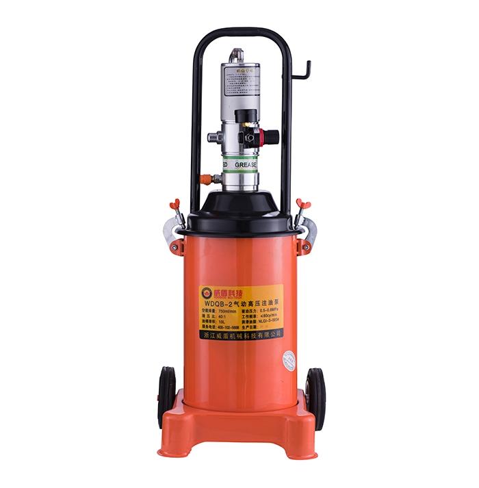 WDQB-2气动高压注油泵