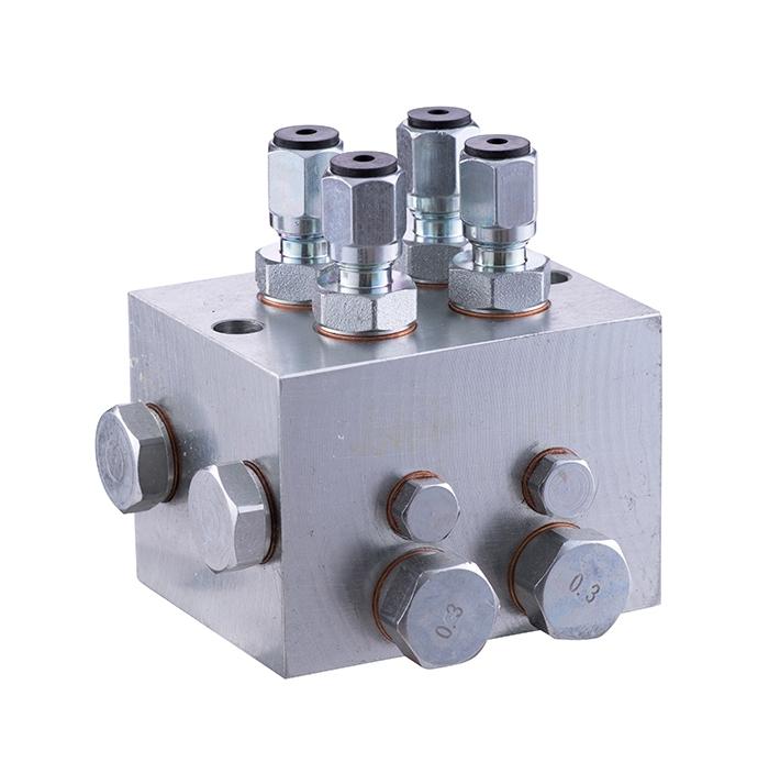 RZ-4双线式分配器(润滑中心)