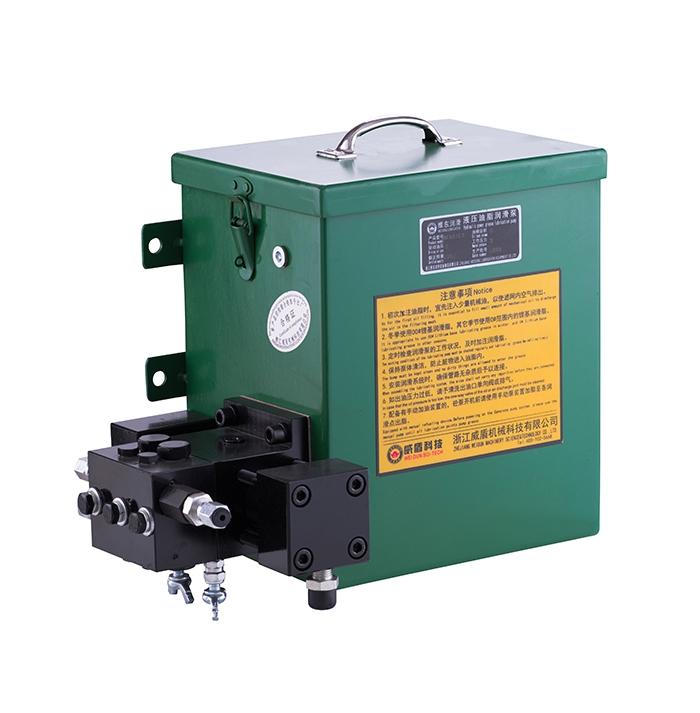 RHX-D液压油脂润滑泵(油漆桶)