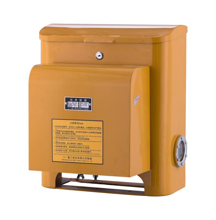 RHX-B液压同步润滑泵