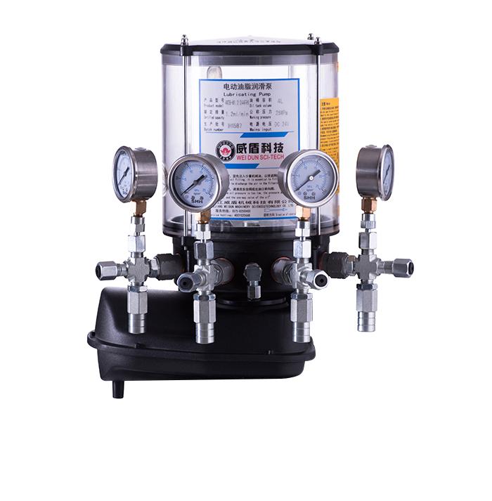 4WDB-M电动油脂润滑泵
