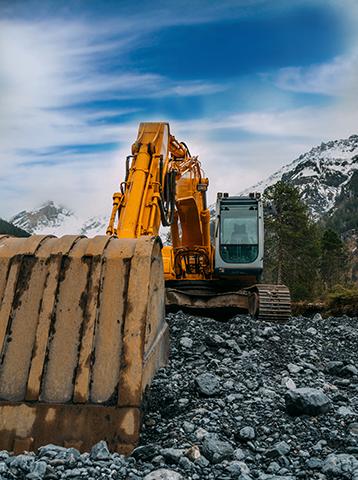 矿山机械类