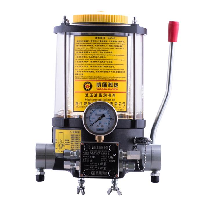 北京ZY-Q增压润滑泵