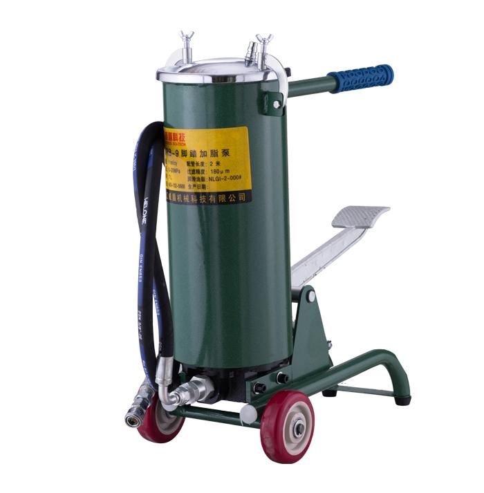 JRB-9脚踏加脂泵