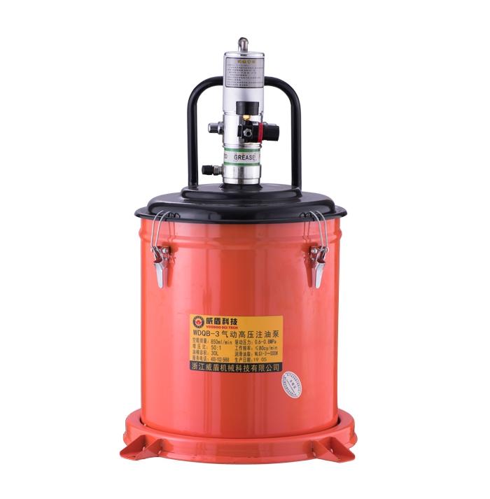 WDQ-3气动高压注油泵
