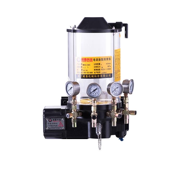 4WDR-M电动油脂润滑泵