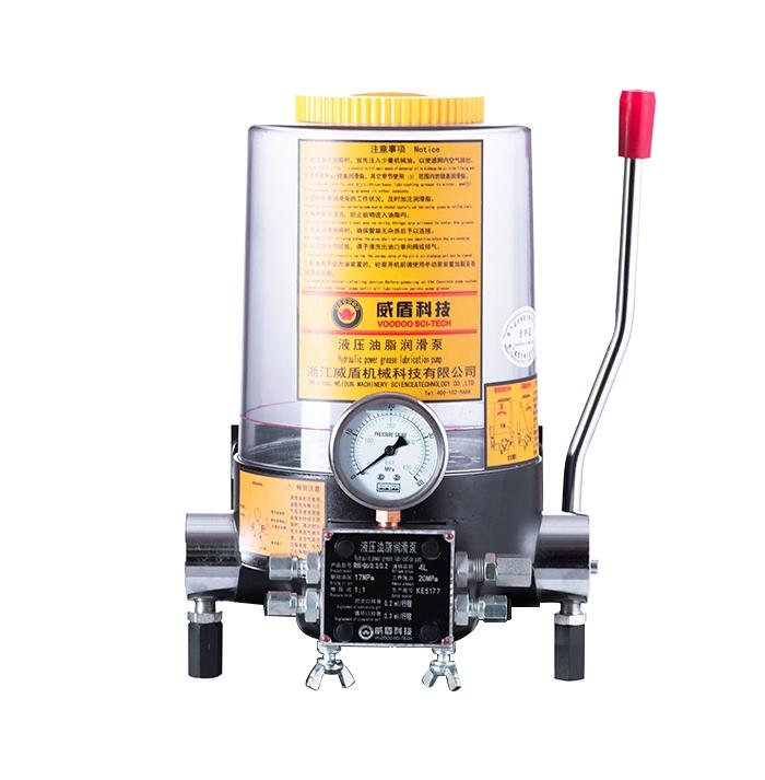 江苏RHX-Q液压油脂润滑泵