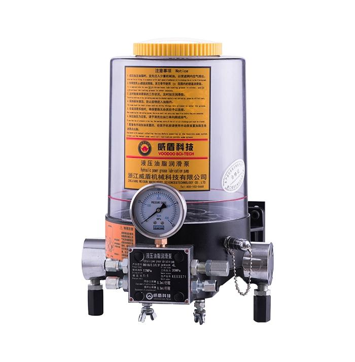 RHX-B液压油脂润滑泵